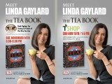 The Tea Book Update: Book signings in New York City