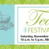 Tea Festival: Royal Botanical Gardens, Hamilton, Ontario