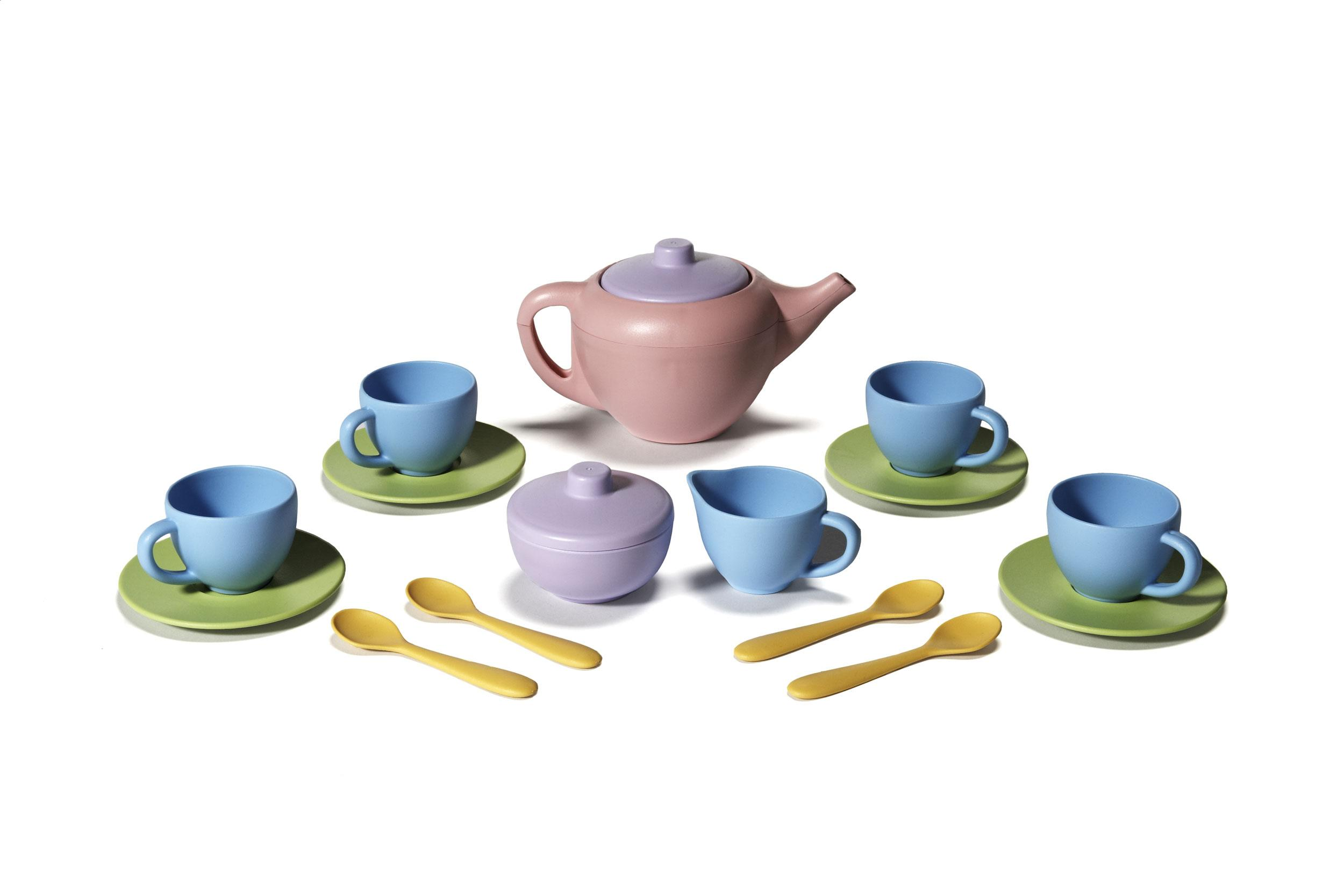 Toy Tea Set : Gifts for the discerning tea lover stylist