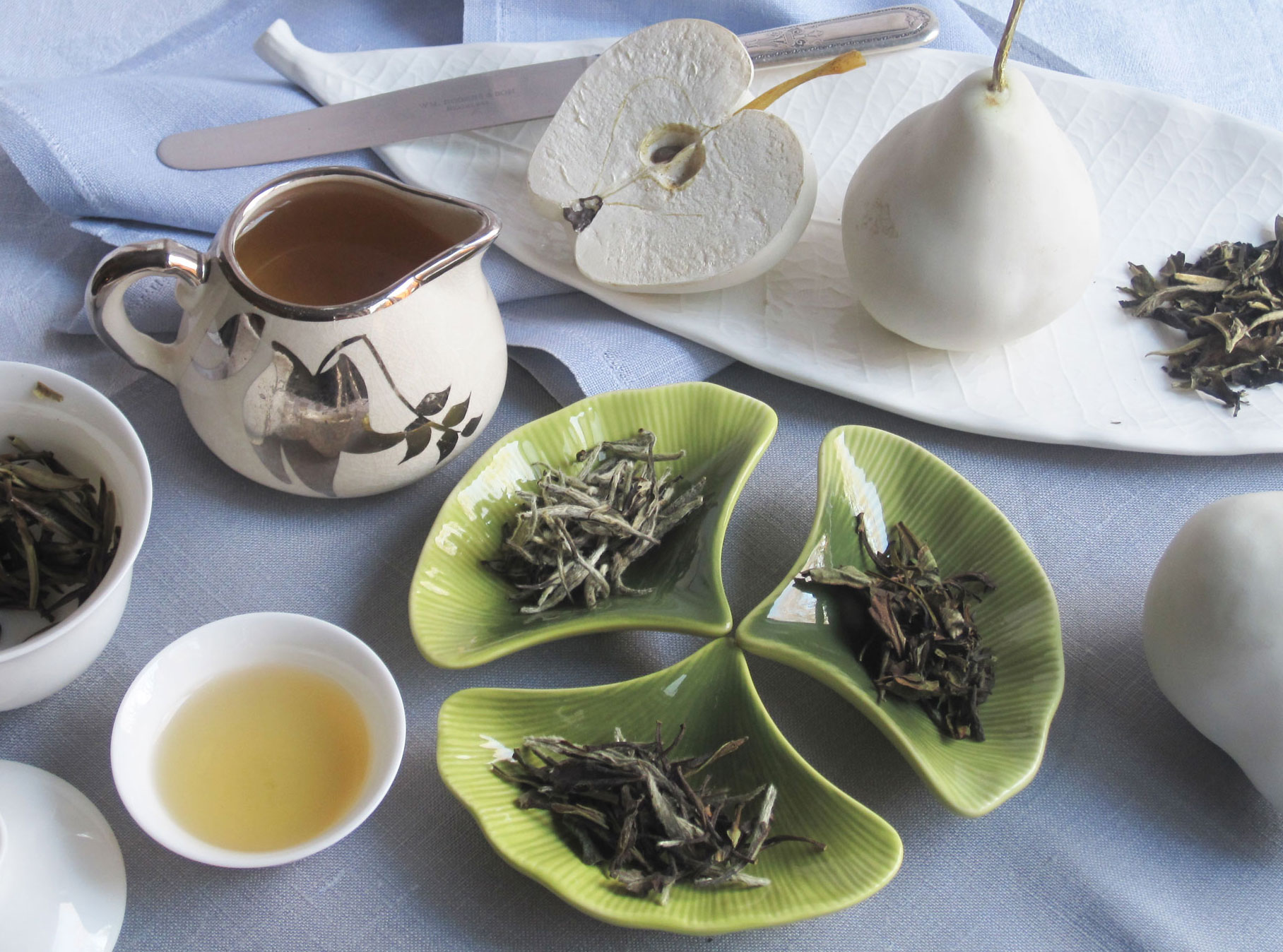 White Tea Defined And Simplified The Tea Stylist