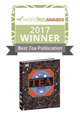 World Tea Awards Winner 2017 - Best Book